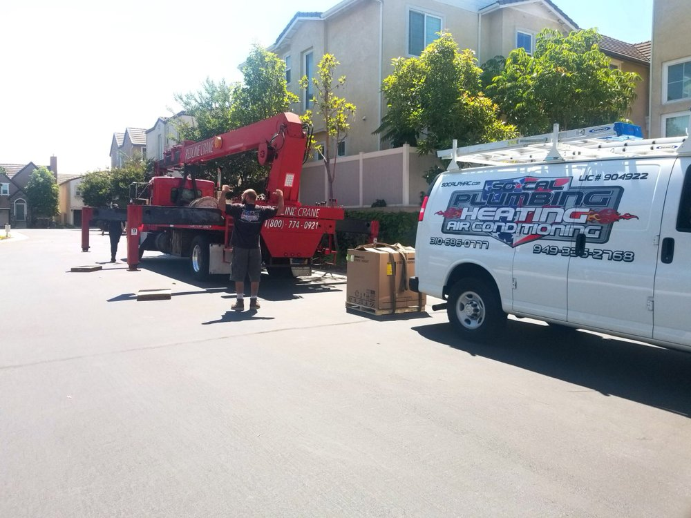 So Cal Plumbing Heating Amp Air Conditioning Service
